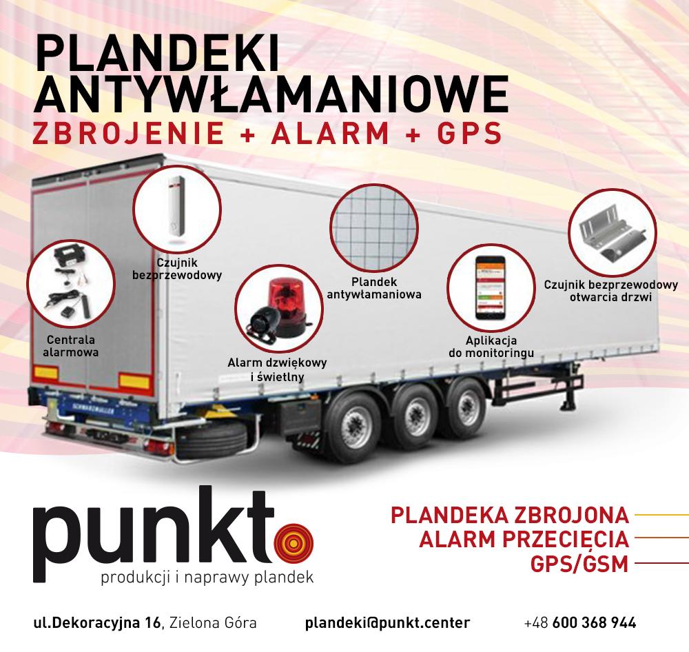 Plandeki antywłamaniowe - nowy produkt w ofercie